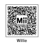 QR Code for Willie White by 90sToonLover38