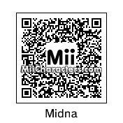 QR Code for Midna by Sumwan