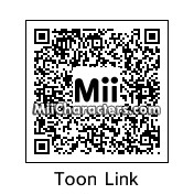 QR Code for Toon Link by Sumwan