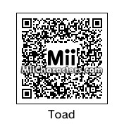 QR Code for Toad by Sumwan