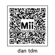 QR Code for Daniel Andrew Middleton by brosis