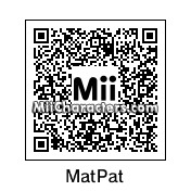 QR Code for MatPat by a guy