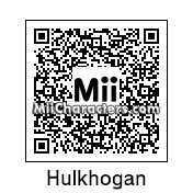 QR Code for Hulk Hogan by alexbutton