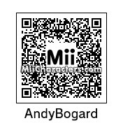 QR Code for Andy Bogard by BishMiko