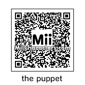 QR Code for The Puppet by a guy