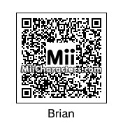 QR Code for Brian Wilson by u2dvdbono