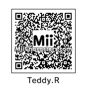 QR Code for Teddy Riner by quentin