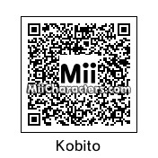 QR Code for Kobito Dukan by S3th