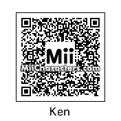 QR Code for Ken Masters by MrJ