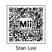QR Code for Stan Lee by Skeletodd