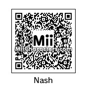 QR Code for Charlie Nash by MrJ