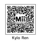 QR Code for Kylo Ren by n8han11