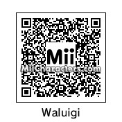 QR Code for Waluigi by BubsyTheBobcat