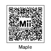 QR Code for Mabel Pines by ChelseaHedgeho