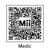 QR Code for The Medic by TigerheartFire