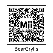 QR Code for Bear Grylls by Cchey099