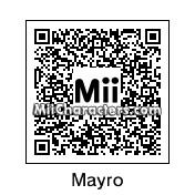 QR Code for Mayro by BubsyTheBobcat