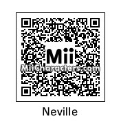 QR Code for Neville Longbottom by OscarWilde