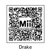 QR Code for Drake by Juliis Miis