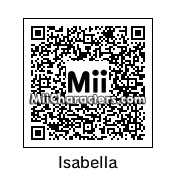 QR Code for Isabella Garcia-Shapiro by Marlena
