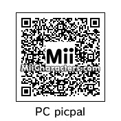 QR Code for PC Principal by KingPig
