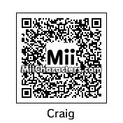 QR Code for Craig by Cousin Randy