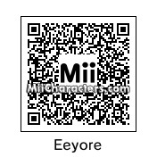 QR Code for Eeyore by soccerstar