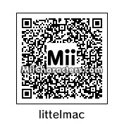 QR Code for Little Mac by gamingwithport
