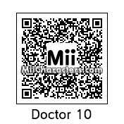 QR Code for The 10th Doctor by Henry Potter