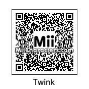 QR Code for Twink by Mii Central