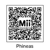 QR Code for Phineas Flynn by SlimeGuy