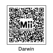 QR Code for Darwin Watterson by a guy