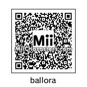 QR Code for Ballora by sup bra