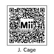 QR Code for Johnny Cage by a guy