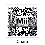 QR Code for Chara by Micjoeson