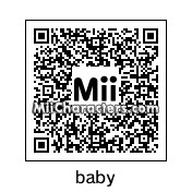 QR Code for Baby by sup bra