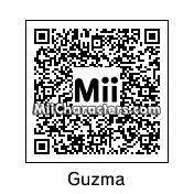 QR Code for Guzma by calimaru