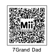 QR Code for 7 Grand Dad by ToBeMii