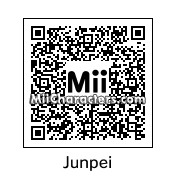 QR Code for Junpei by DeltaKlim