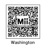 QR Code for George Washington by Lii
