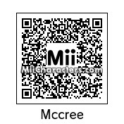 QR Code for Mcree by Delam