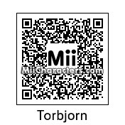 QR Code for Torbjorn by Delam