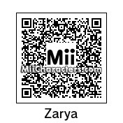 QR Code for Zarya by Delam