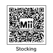 QR Code for Stocking Anarchy by Peter Brown