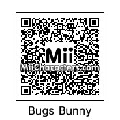 QR Code for Bugs Bunny by BubsyTheBobcat