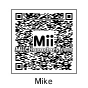 QR Code for Mike Matei by Seanmyster6
