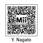 QR Code for Yuki Nagato by HikuZ