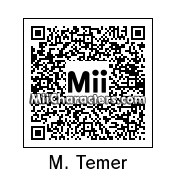 QR Code for Michel Temer by HikuZ
