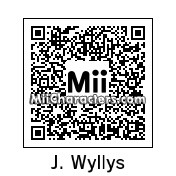 QR Code for Jean Wyllys by HikuZ