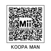 QR Code for Koopa Troopa by NameGoesHere